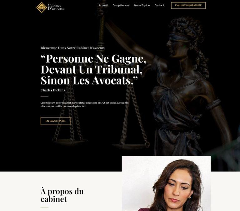 site avocat