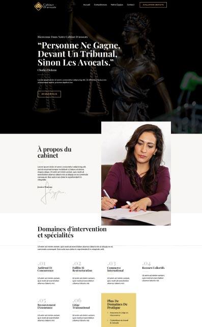 site catalogue avocat mistral agency