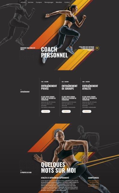 site catalogue coach personnel mistral agency